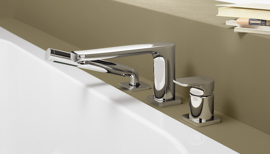 Bath Fittings Set Your Own Design Accents Villeroy Boch