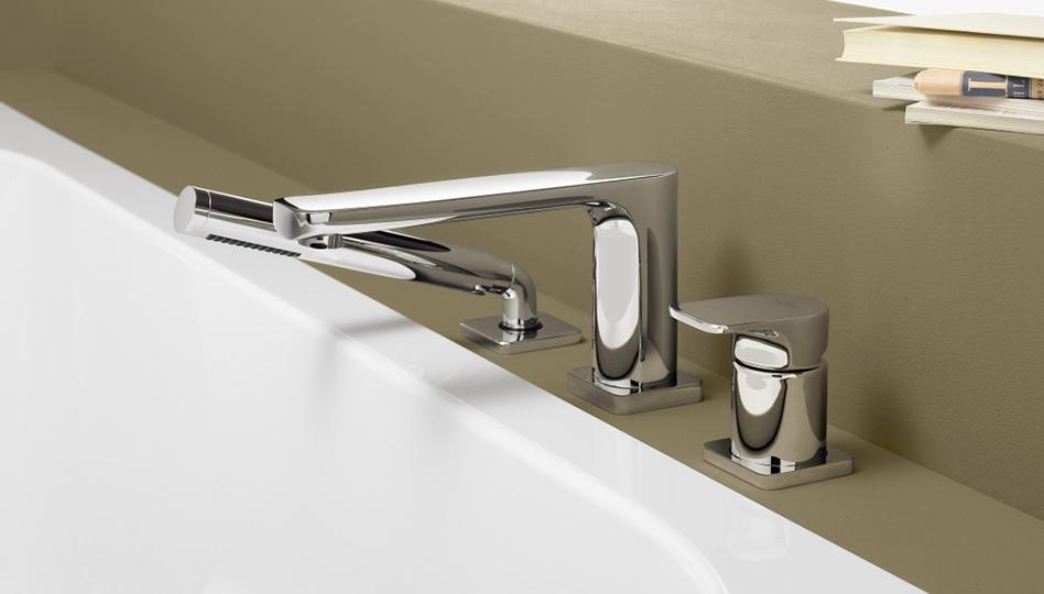 Bathroom fittings in attractive designs from villeroy boch for Bathroom planner villeroy