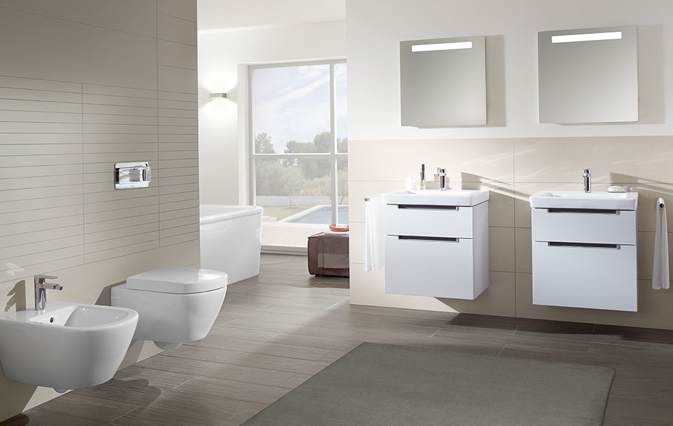 Bathroom And Wellness Products From Villeroy Boch