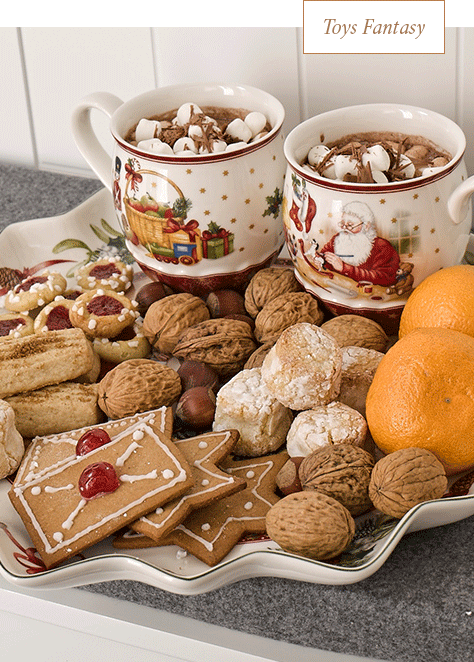 Christmas Biscuits From The Villeroy Boch Christmas Bakery